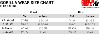 Tee Shirt Size Chart Luka T Shirt Black Silver Xs