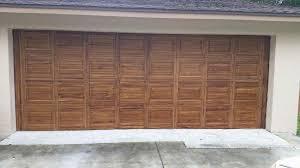 faux wood garage doors cost. Modren Garage Faux Wood Garage Doors Cost Inside