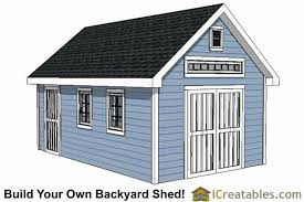 Small Picture Garden Shed Plans Backyard Shed Designs Building a Shed