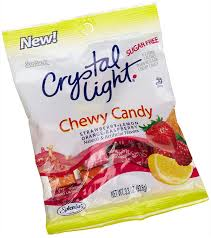 Crystal Light Chewy Candy Amazon Com Crystal Light Chewy Candy 3 3 Oz Bag Uses