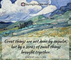 Vincent Van Gogh Quotes Fascinating 48 Motivating Vincent Van Gogh Quotes SayingImages