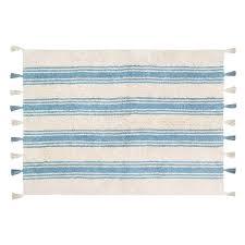 blue nursery rug cs washable rug stripes blue baby blue rug blue nursery