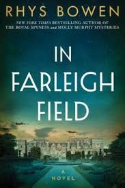historical fiction books to read with your book club including in farleigh field by rhys bowen