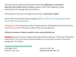 Periodic table Lec ppt video online download