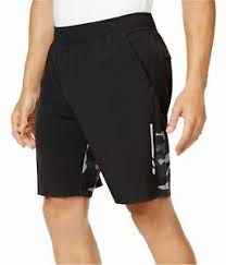 Id Ideology Size Chart Details About Ideology Mens Colorblocked Camo Athletic Workout Shorts