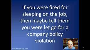 best way to answer questions about being fired out lying best way to answer questions about being fired out lying