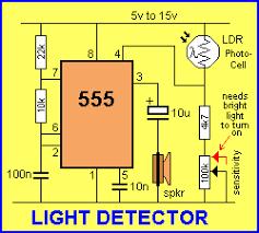 555 lightdetector gif photocell sensor circuit diagram wiring diagrams 250 x 225