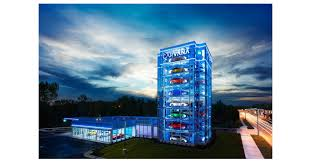 Vending Machines Charlotte Nc Adorable Carvana Debuts Country's Newest Car Vending Machine In Charlotte