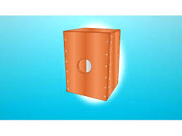 Cajon Size Chart How To Build A Cajon 11 Steps With Pictures Wikihow