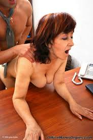 Mature office women xxx