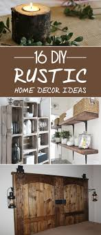 Small Picture 17 Best Ideas About Rustic Home Decorating On Pinterest Country