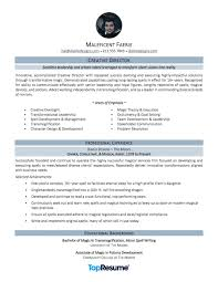 Top Resume We Helped Sleeping Beauty's Maleficent Rewrite Her Resume TopResume 1