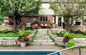 40 Beautiful Transitional Landscape Designs For A Private Backyard Cool Backyard Paradise Landscaping Ideas