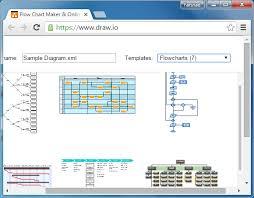 Flow Chart Io Draw Io Free Online Drawing Software Flowchart Maker
