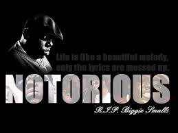 Biggie Quotes Custom Pramukh Sandela Notorious BIG