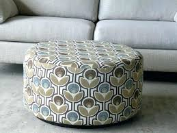 tufted fabric ottoman coffee table popular of round fabric ottoman coffee table with furniture luxury tufted for home ideas square ottoman with storage