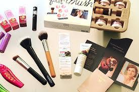 natural makeup review and detox your makeup bag