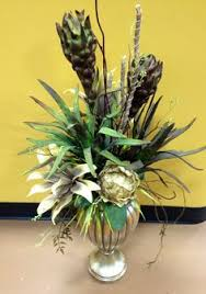 protea arrangement designed by arcadia floral home decor
