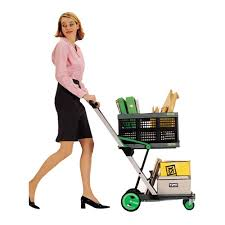 office trolley cart. Simple Trolley Clax Folding Trolley And Office Cart F