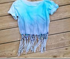 shirt diy blue pastel blue tie dye shirt dip dyed