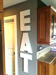 oversized wooden letters oversized wall letters large wooden wall letters eat large rustic wood wall art oversized wooden letters