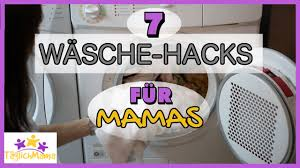 Life Hacks For Moms 7 Wsche Hacks F 1 4 R Mamas Mom Hacks 7 Laundry Hacks Life