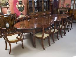 Classy Large Round Dining Table Seats 12 Fine Design Room Cool