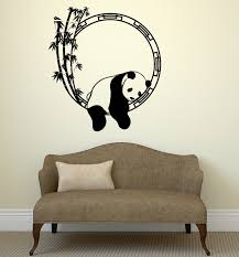 Panda Wall Decal Gallery - Home Wall Decoration Ideas