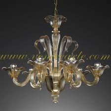 brilliant murano glass chandelier intended for galatea designs 5
