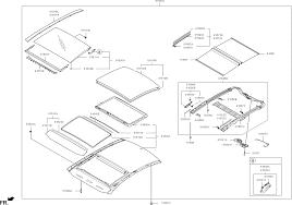 2012 kia optima us georgia made sunroof diagram 8181611