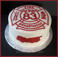 Firefighter Groom S Cake Recipe
