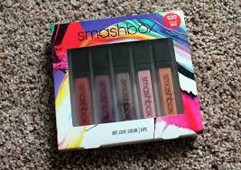 Smashbox Art Love Color Lip Gloss Set Lipstick Asian Smashbox Art Love Color Lips Lip Gloss SetL