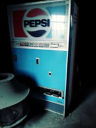 Antique Pepsi Vending Machine Gorgeous VINTAGE PEPSI MACHINE 4848 PicClick