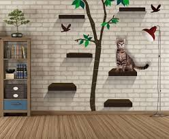 cat tree shelf