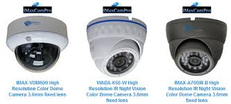 IP Bullet Cameras is a paratively small IP bullet camera that