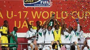 Image result for NIGERIA CHAMPIONS GOLDEN EAGLET