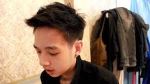 Hairstyles Thai ทรง ผม V Cut เปด ขาง