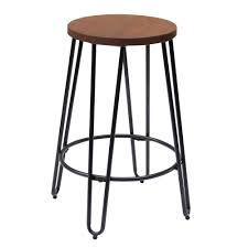 backless metal bar stools. Interior Black Metal Counter Height Stools Chairs Backless Bar With Wood D