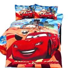 lightning cars bedding sets boys bedroom decor single twin race car set bed