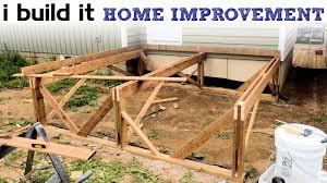 Building The Back Deck, Part 1