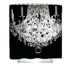 excellent chandelier shower curtain chandelier shower curtains chandelier shower curtain target