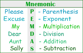 Mnemonic Definition And Examples Literaryterms Net