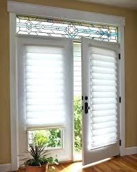 glass front door window coverings blinds french double argos wi front door blinds