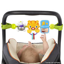 carrier toy bar. buy bright starts take along carrier toy bar online at low prices in india - amazon.in s