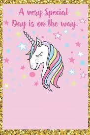 Unicorn Birthday Invitations Free Printable Party With