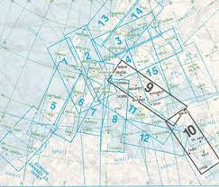 Europe High Altitude Enroute Ifr Chart Ehi 9 10