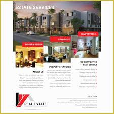 Real Estate Brochure Template Free Real Estate Flyer Template Free Of 38 Real Estate Flyer