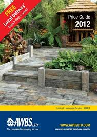awbs landscaping and building supplies
