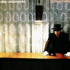 Udo Lindenberg - Zeitmaschine - Vinyl LP - 1998 - EU - Reissue | HHV