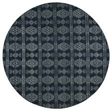 10 x10 pure wool flat weave hand woven round reversible kilim rug southwestern area rugs by oriental rug galaxy